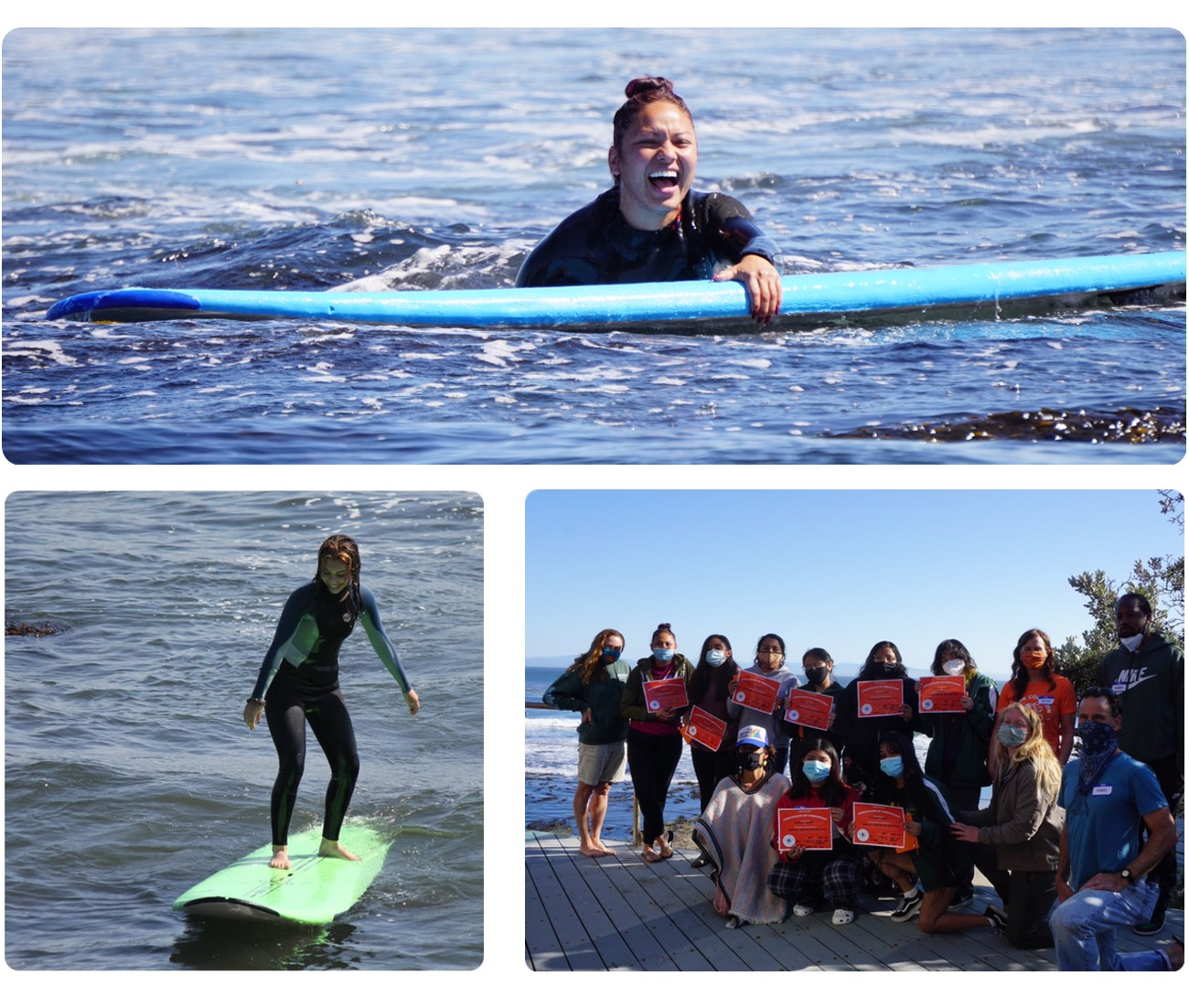 STEAM And Surfing Field Trip Experience